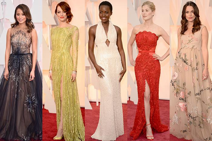 Oscars Fashion Favorites 2015