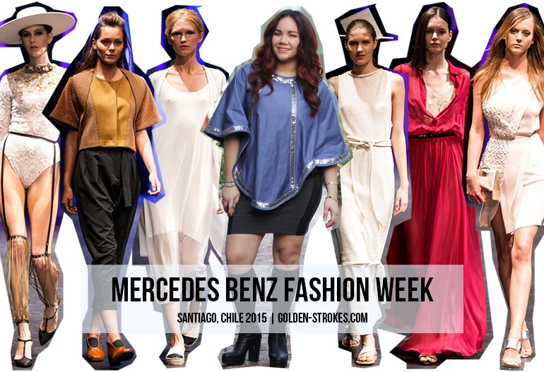 Mercedes Benz Fashion Week Chile 2015