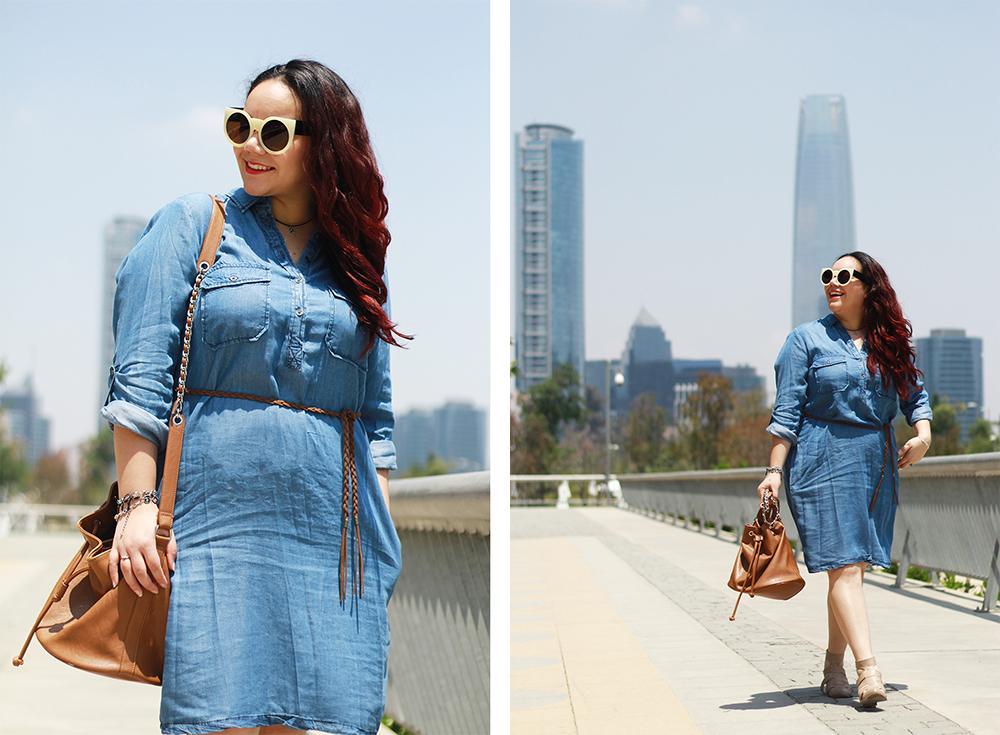 denim-dress-plus-size-bucket-bag-cut-out-boots-cyan-paris-santiago
