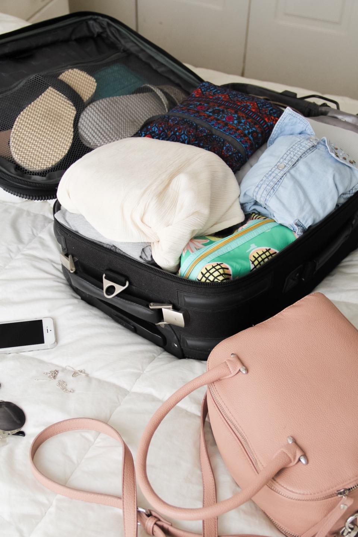 Maletas empacar como no sobre empacar how to pack 15 day vacations