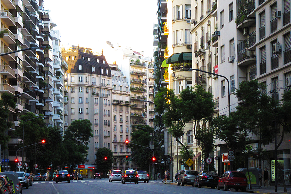 Postcards from Buenos Aires