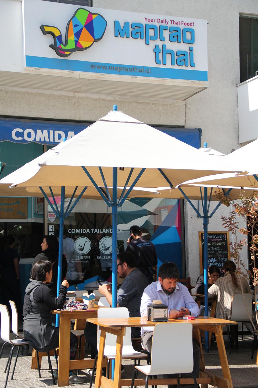 Maprao Thai, comida tailandesa en Santiago. Con dos locaciones: Providencia y Vitacura | GOLDEN STROKES