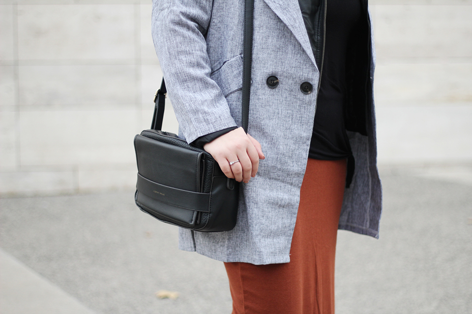 Wear skirts for fall and trust in layers   Golden Strokes