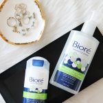 Biore baking soda para limpiar los poros