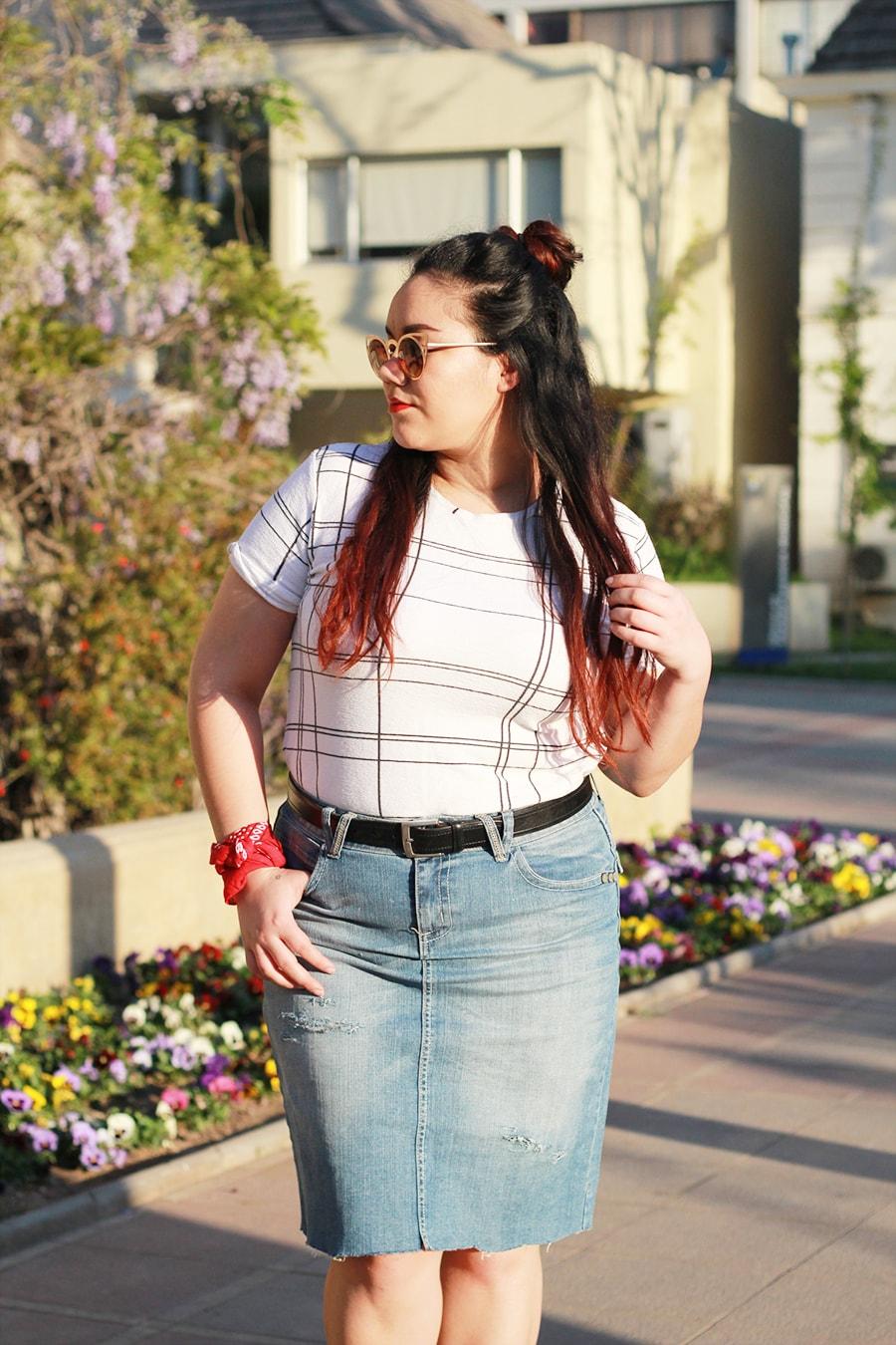 Feminista rompiendo estereotipos - Blogger Mexicana - Moda plus size - Golden Strokes