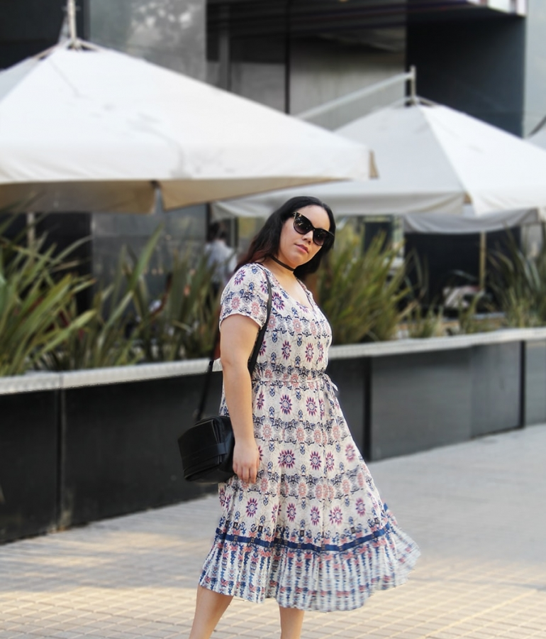 Long life to summer dresses