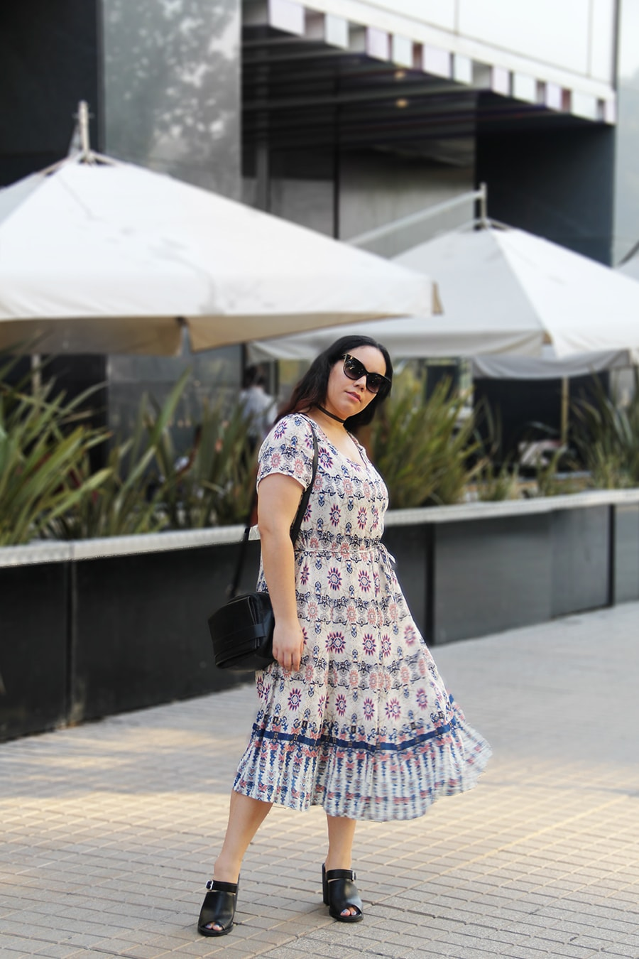 Summer dresses floral maxi dress | Golden Strokes