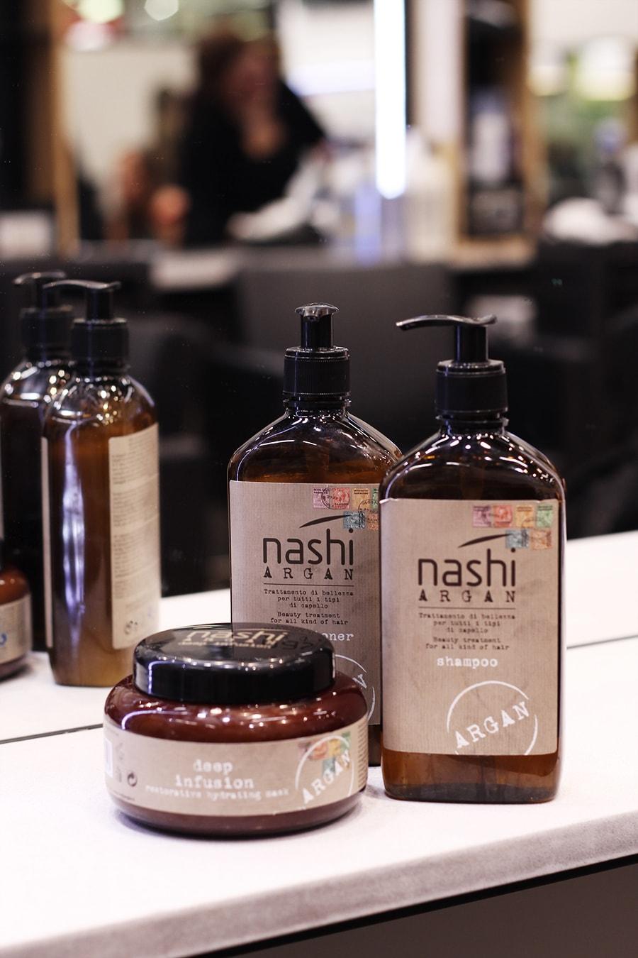Experiencia Nashi Palumbo Chile - Tratamiento capilar