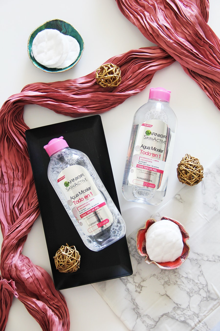 Discovering the beauty of Micellar Water