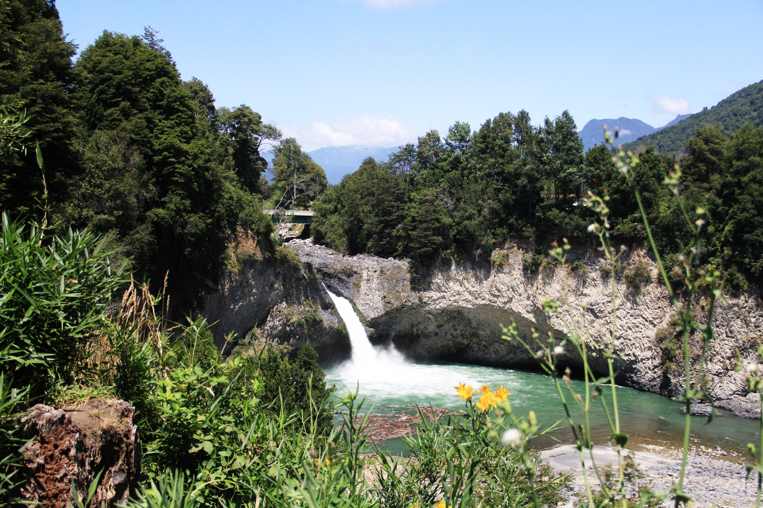 Postcards from Southern Chile