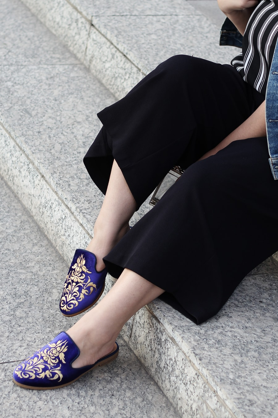 The shoes you need for fall/winter season - shoes for fall - winter - loafers - mules - rounded velvet booties
