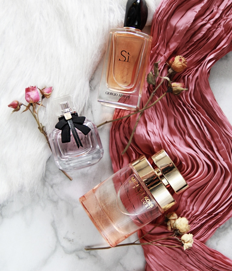 Luxe in a bottle – Perfume collection