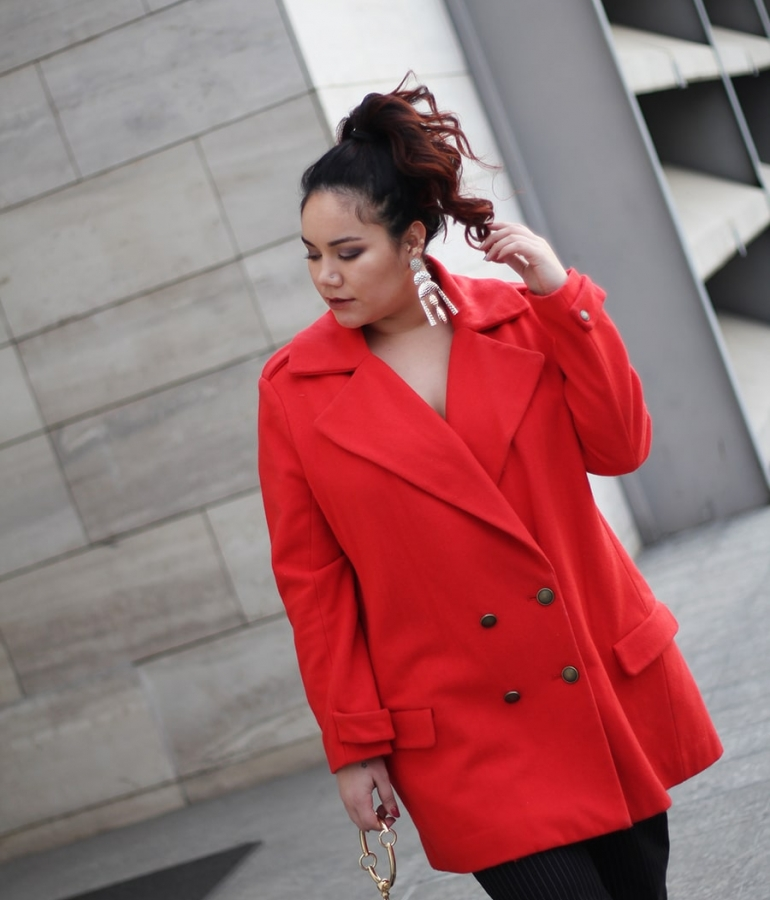 Just one red coat for life