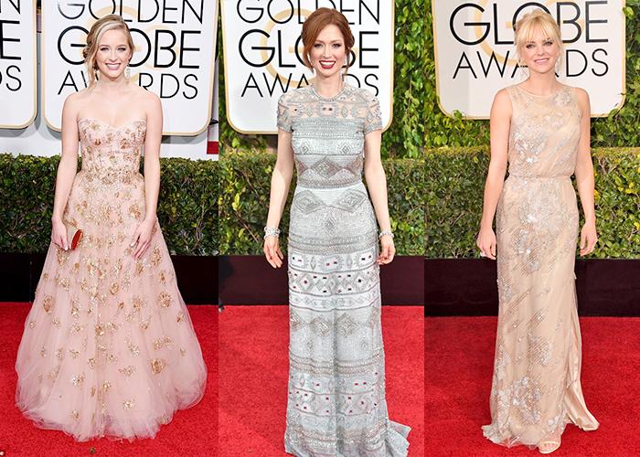Golden Globes Fashion Favorites 2015