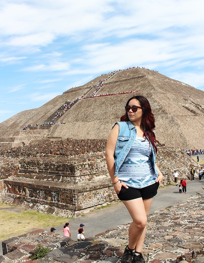 MexicanFashion & Teotihuacán