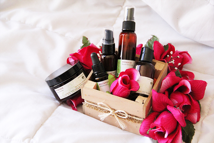 Skincare routine: Sándalo