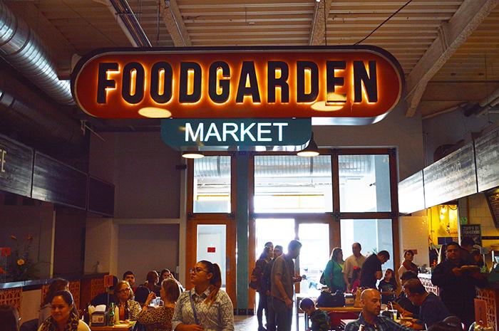 Go and visit Tijuana: Foodgarden Market