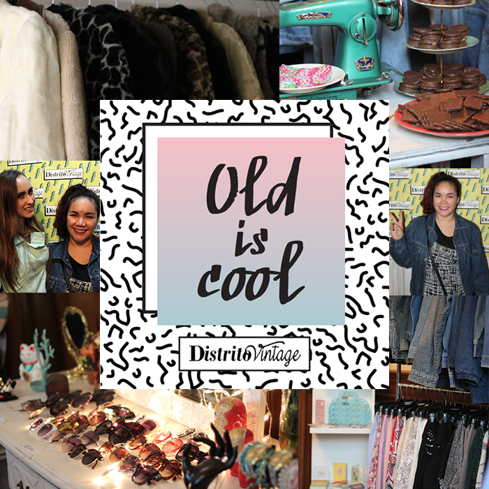 'Old is cool' lo nuevo de Distrito Vintage