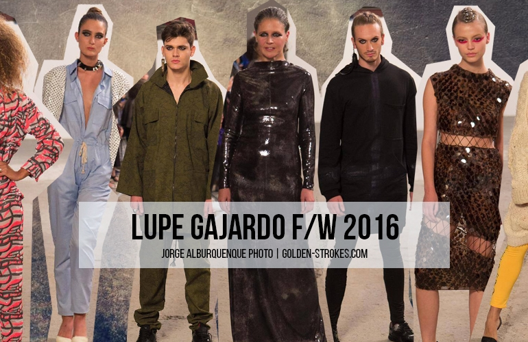 Lupe Gajardo F/W 2016