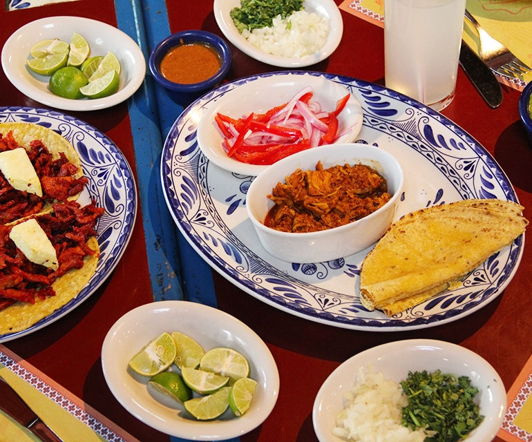 Go and Visit: Taqueria El Ranchero