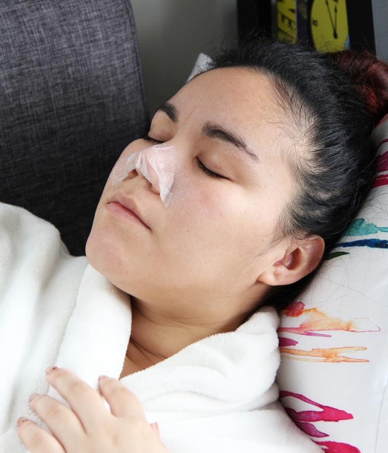 Nose strips DIY – Two ways