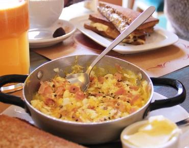 Go and Visit: Trufa Cafetería
