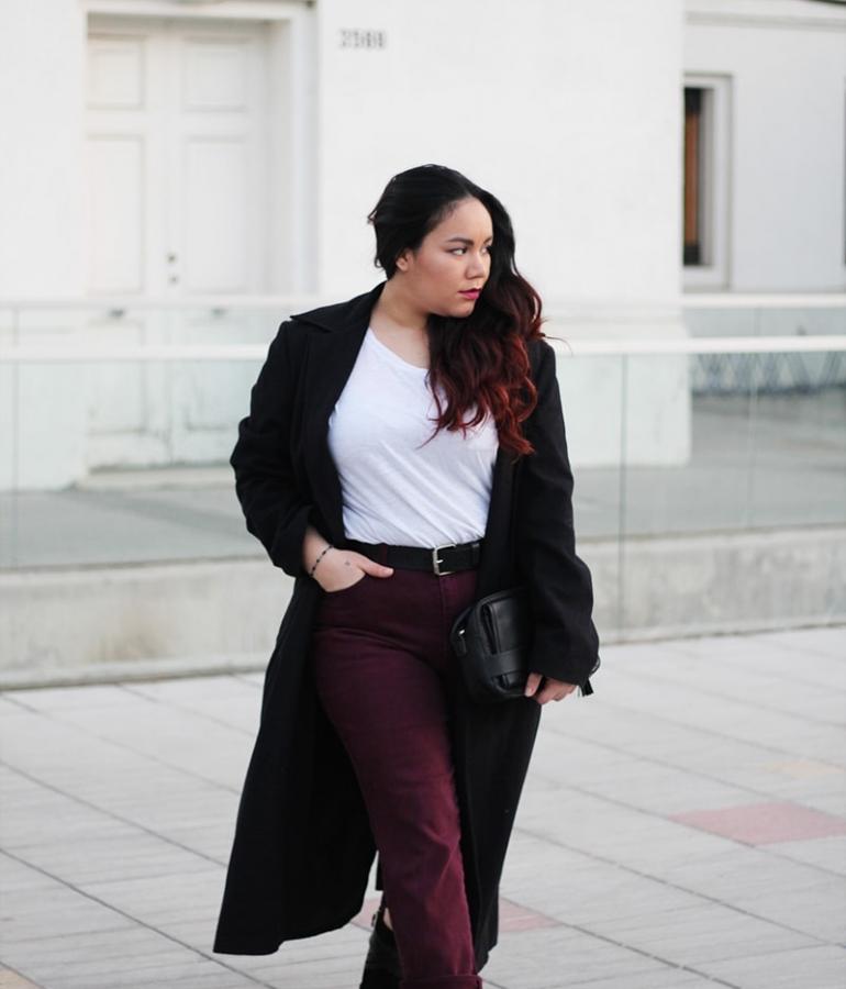 Cómo mezclar ropa estilo vintage con prendas actuales ft. Niqi Bazan