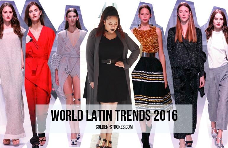 Outfit + makeup + vlog Pasarela Latin Trends