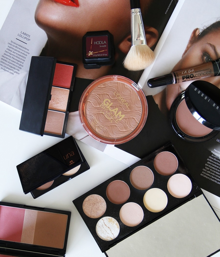 How to contour – Basic, quick guide
